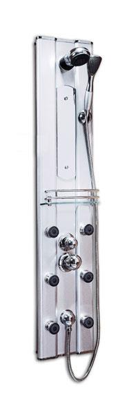 VIGO 27 x 136 Olsen-Spa sprchový masážní panel, skladem