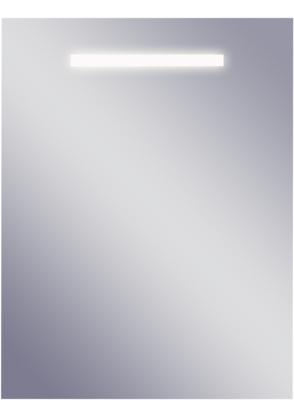 LINEA Olsen-Spa Zrcadlo s osvětlením 50 x 65 cm, skladem